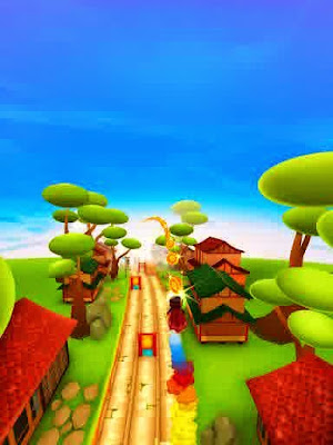 download game ninja kid run