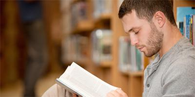 Mental - How to Improve Concentration - man reading sleep