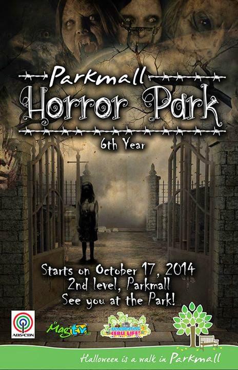 Horror-Park-Parkmall-Cebu