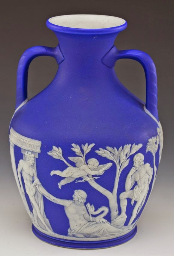 The End Of History The Portland Vase