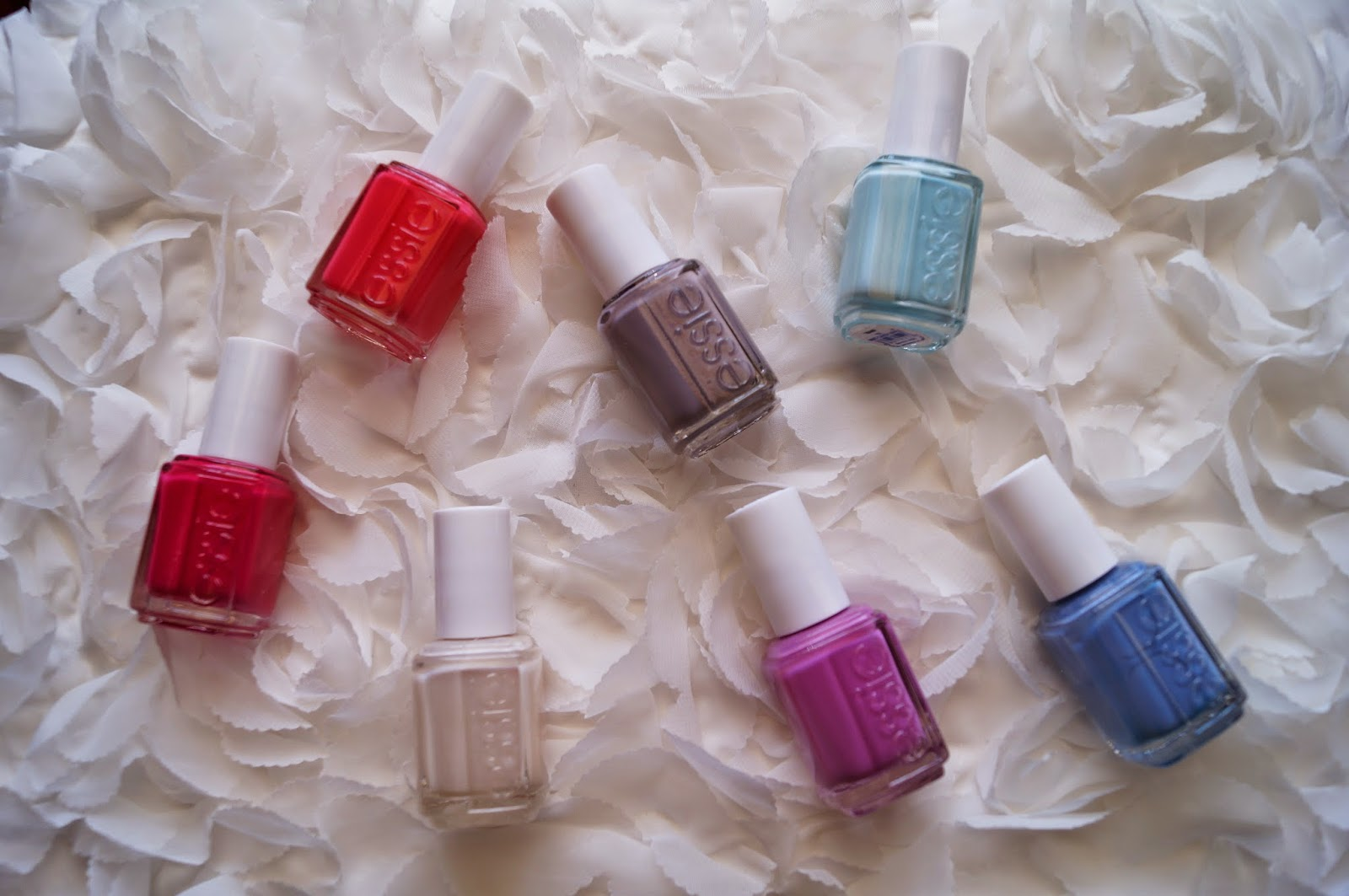 Essie Bright Nail Polishes
