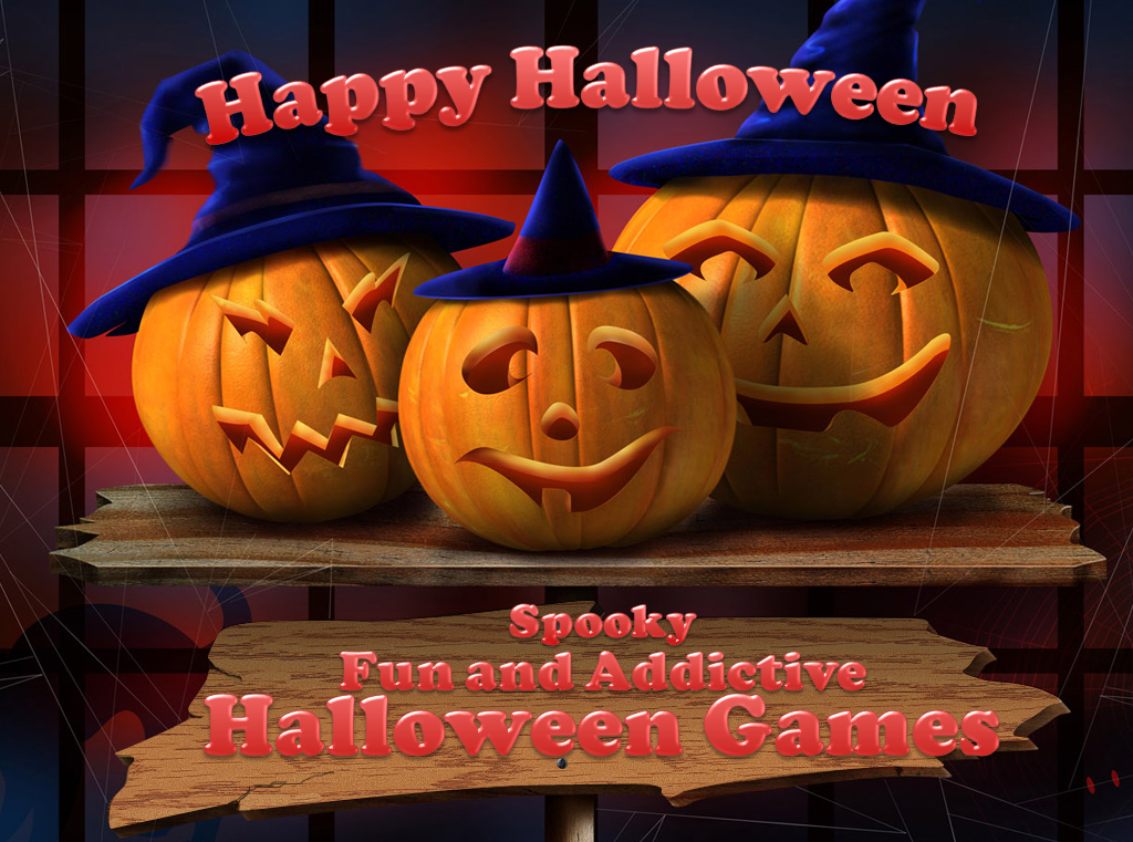 halloween android games