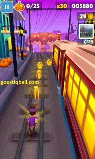 Cara Cheat Subway Surfers Tanpa Root Android