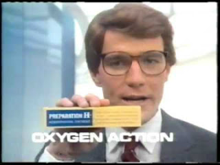 Bryan Cranston's Preparation H commercial