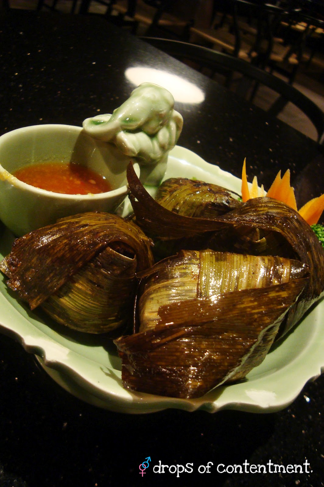 Wednesday september 26 2012 for Amarin thai cuisine menu