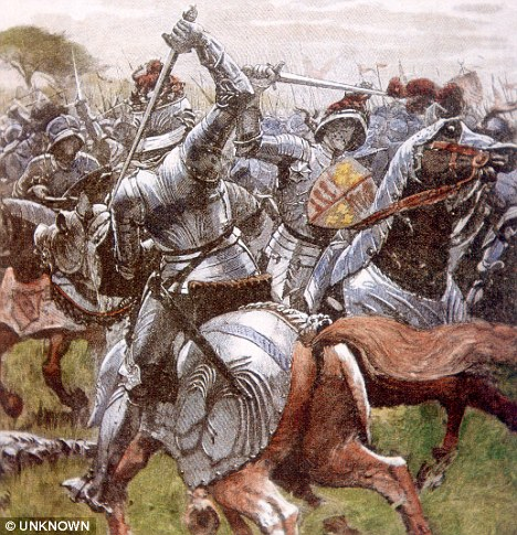 Eras Gone Bosworth Field And The Demise Of The Plantagenents