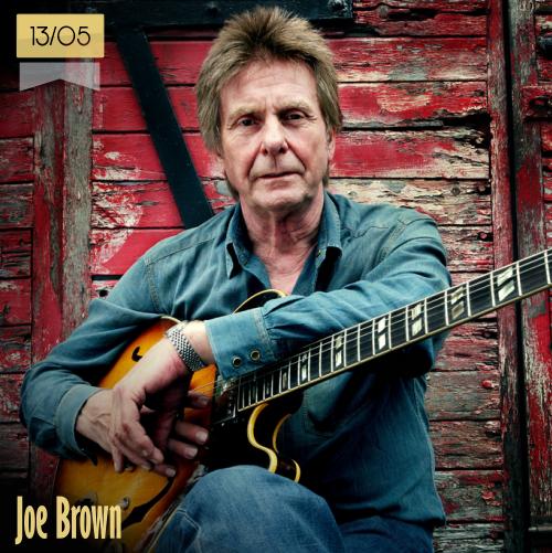 13 de mayo | Joe Brown - @JoeBrown_Music | Info + vídeos