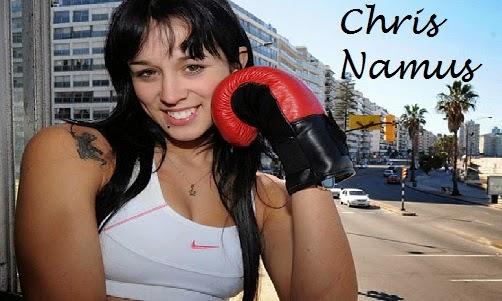 CHRIS NAMUS