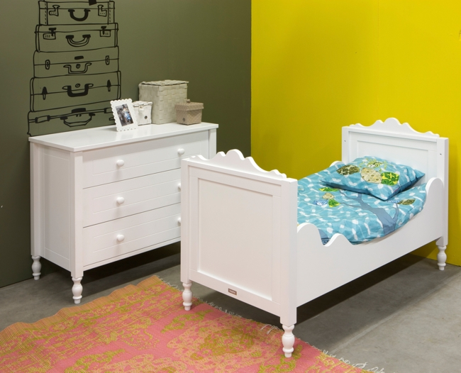 Piccolo 39 s decoraci n mobiliario infantil y juvenil for Cama 70x140