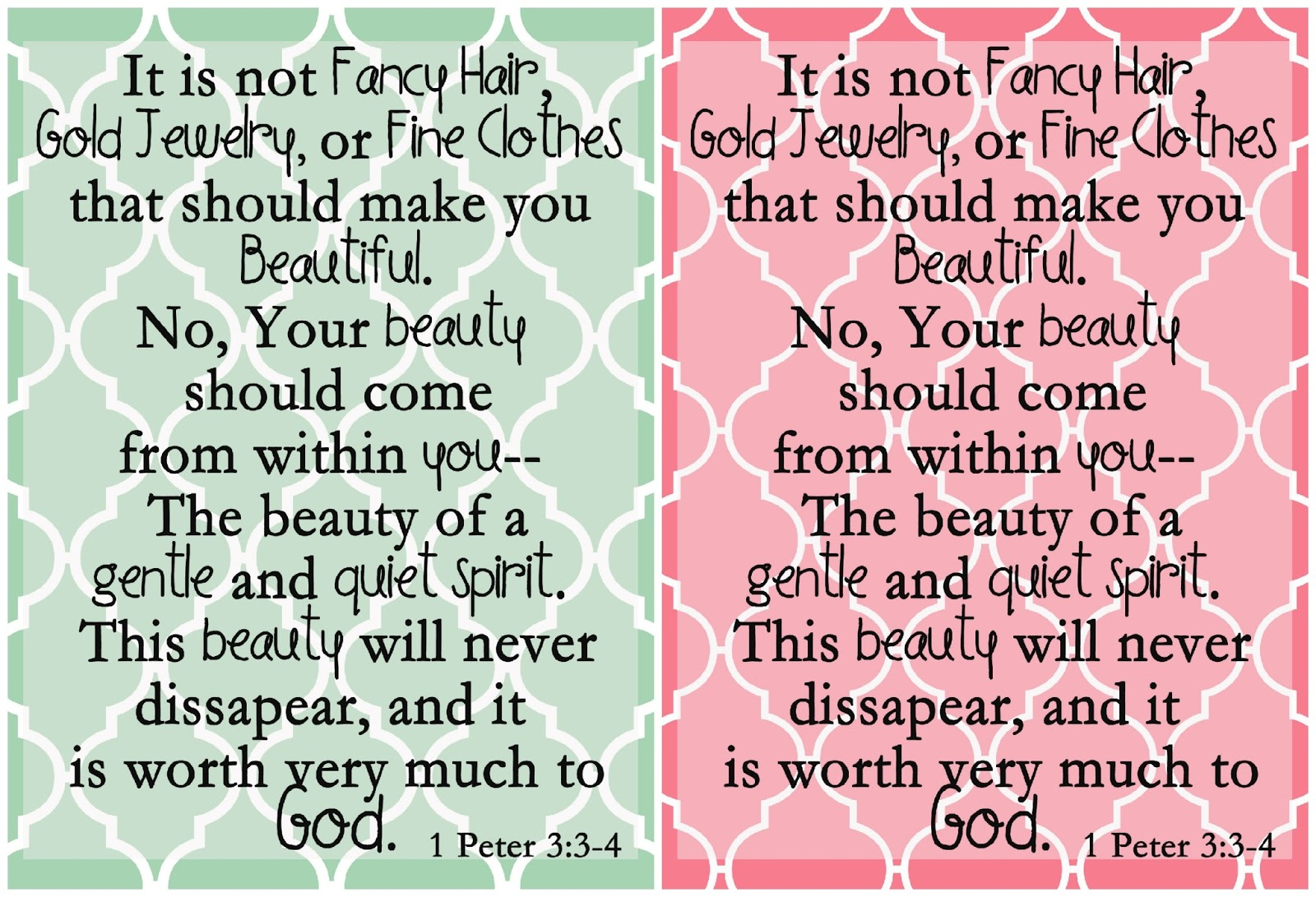 Bible Quotes For Girls Girls Inspiration Collage Wall  Free Printable  Free Time Frolics