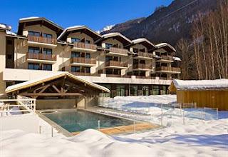 Hotel les Aiglons Resort og Spa Chamonix