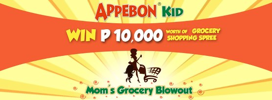 Appebon Kid Grocery Shopping Spree