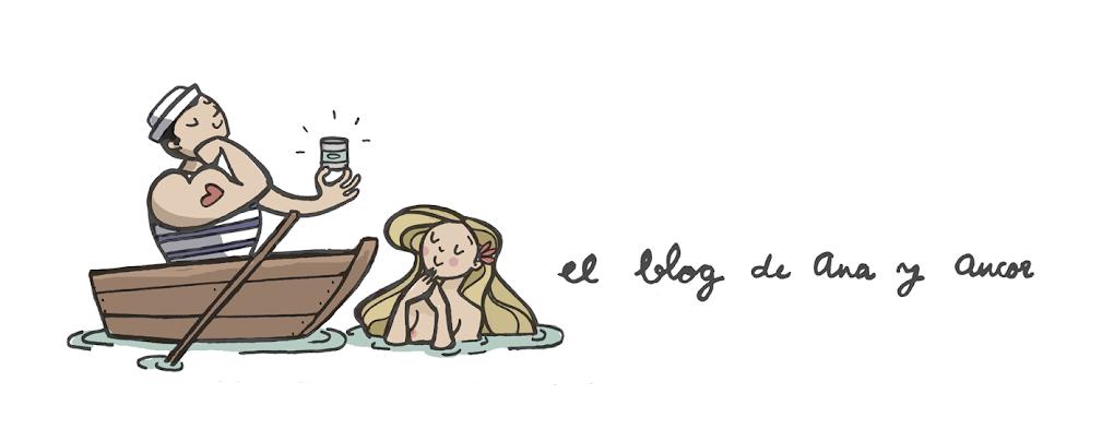 El blog de Ana y Ancor