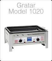 Gratar Model 1020