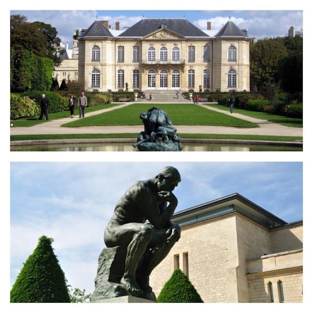 h&m, modelos de pasarelas, pasarelas de moda, de parís, Rodin