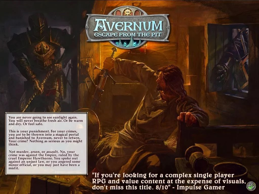 Avernum: Escape From the Pit v1.0.3