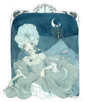 Cinderella by Maryanneleslie on deviantART