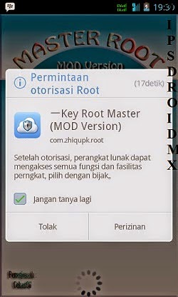 Cara Root Smartfren ANDROMAX