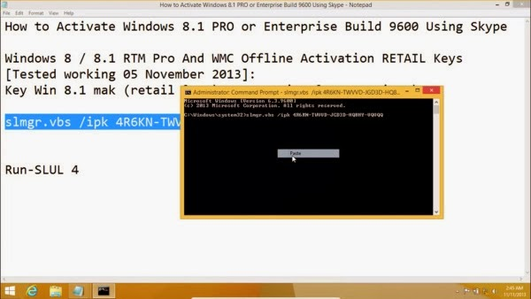 win 8.1 enterprise activator free download