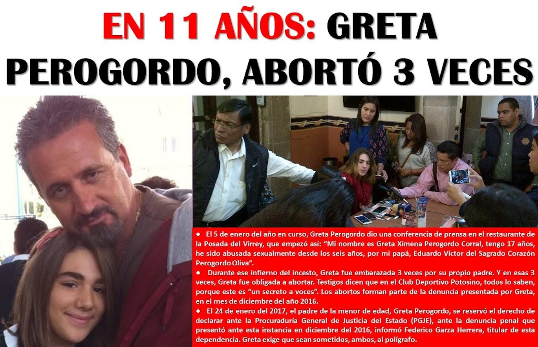 LOS SENADORES DEL PRI, EXIGEN JUSTICIA PARA GRETA.
