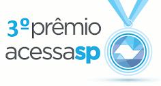 Finalista do Prêmio Acessa SP em 2012