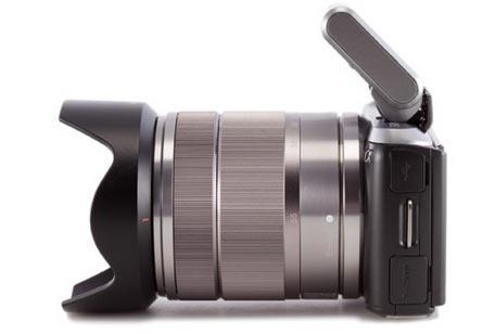Sony Evil Nex C3 18 55mm La M S Vendida Comprar Camara