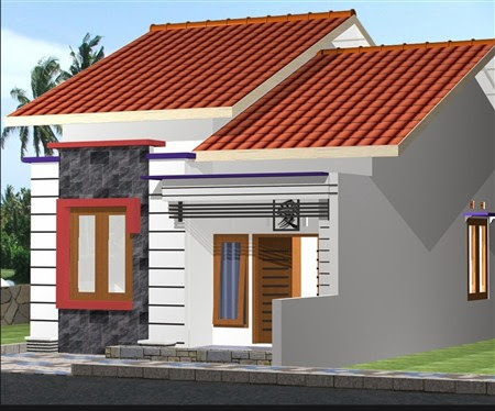 Gambar Desain Rumah Minimalis Modern 1 Lantai Terbaik 2017/2018