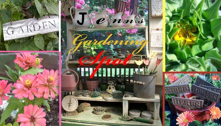 Jenn's Gardening Spot