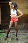 Akshida Hot Photos from Yuddam Movie Song shooting spot-thumbnail-8