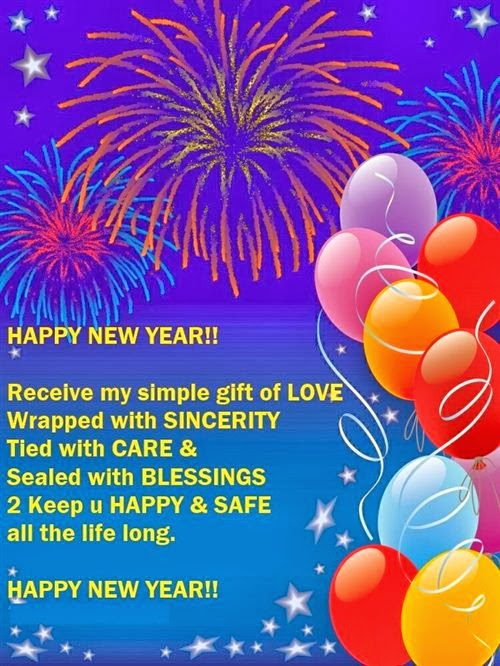 Happy New Year Quotes For Family 2015