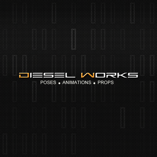 Diesel Works - The Bling hunt sponsor