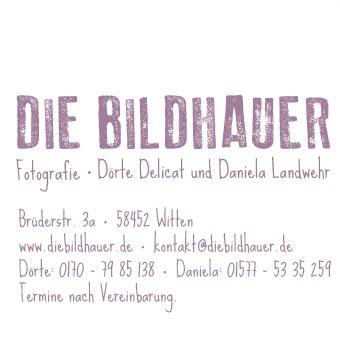 Die Bildhauer - Fotografie von Dörte Delicat und Daniela Landwehr