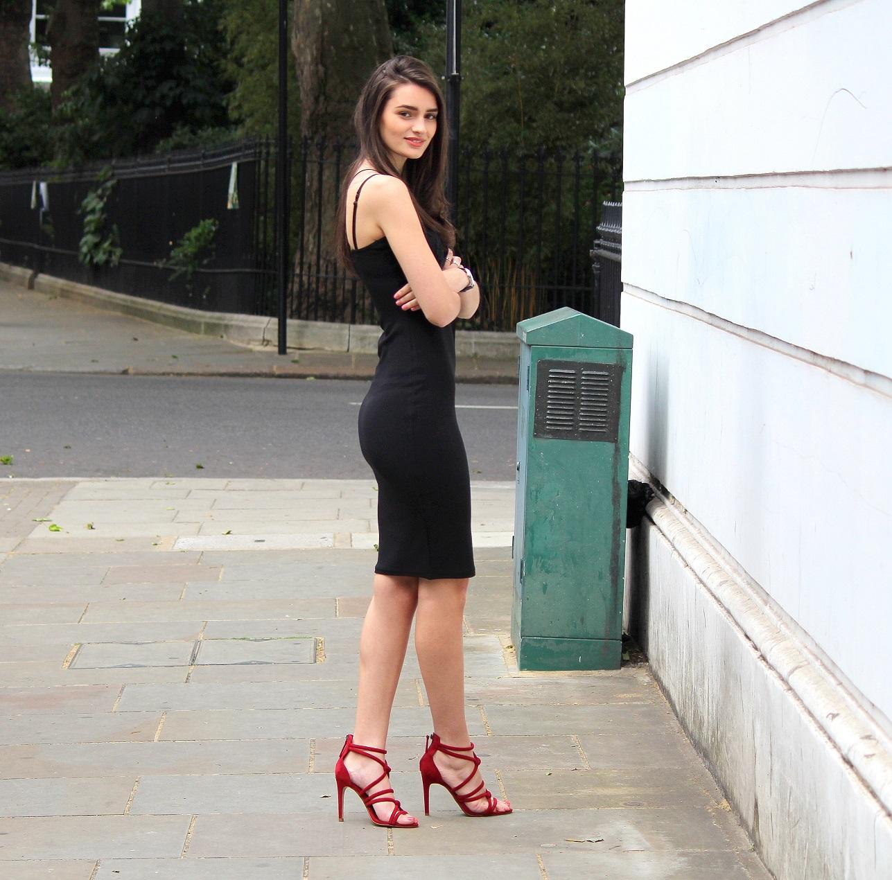 Black dress heels - Heels For A Black Dress