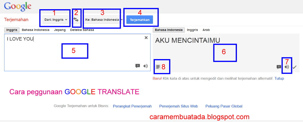 Image Result For Terjemahan