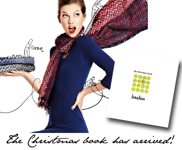 The neiman marcus 2012 christmas book is here and it Fashion style book bonnie marcus