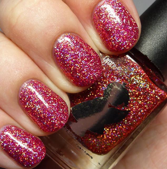 Grace-full Nail Polish Vixen