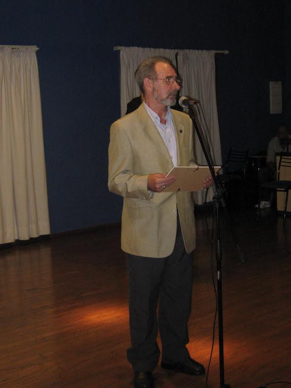 "Premio Ícono 2012 ""Prof. Julio César Musso"""
