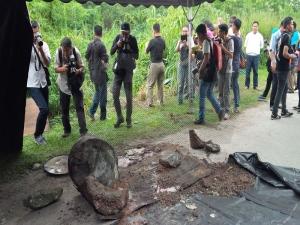 Pembunuhan Morais: Mayat Dalam Guni Sebelum Disimen Dalam Tong Dram