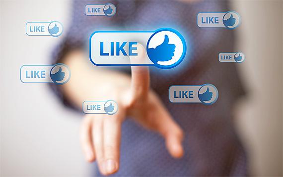 Distribuirea link-urilor de catre utilizatorii Facebook prin mesaje private duce la cresterea numarului de Likes ale acestora