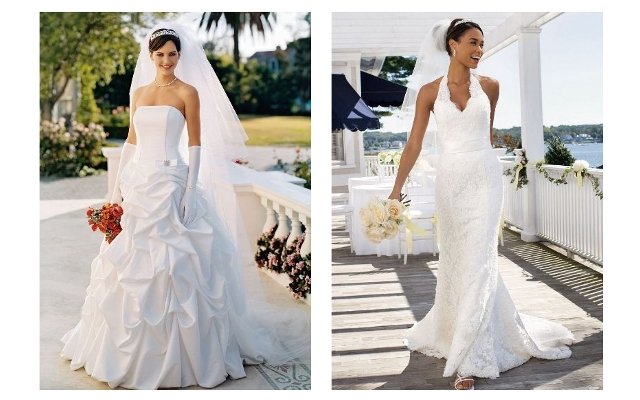 Fashion For Less 25 Or More Off Davids Bridal Wedding Dresses - David Bridals Wedding Dresses