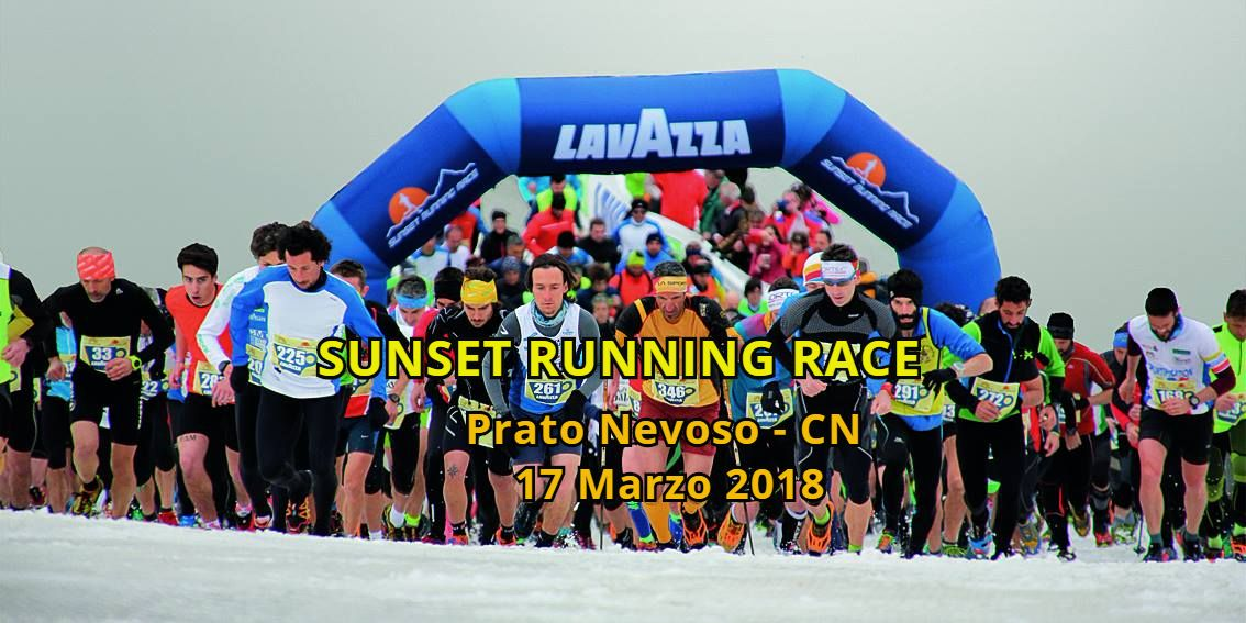 Sunset Running Race