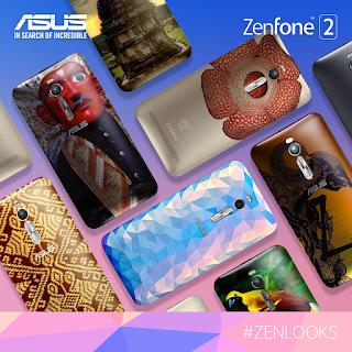 desain case ZenFone