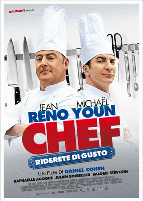 Chef (2012) .avi DVDRip AC3 - ITA