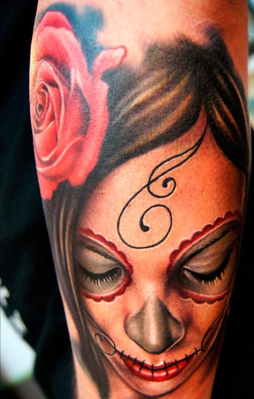 tatuaje ctrina por khan