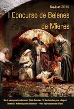 Navidades en Mieres... I Concurso de Belenes