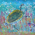 Coral Reefs with Sea Turtles