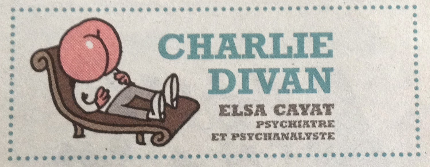 Emmanuel chaussade elsa cayat charlie divan charlie hebdo for Divan journal