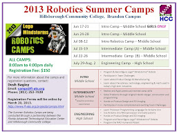 2013 Robotics Camps