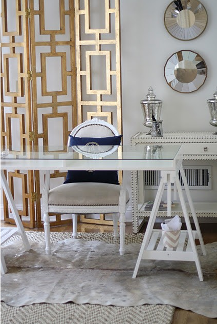 Http Interiorcollective Com Inspiration Metallic Mania Decorating With Gold Silver