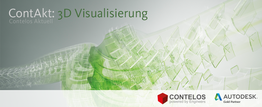 ContAkt: 3D-Visualisierung & Animation